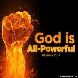 God Is All Powerful