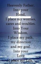 Into The Lord's hands