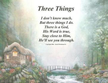 His Word Is True