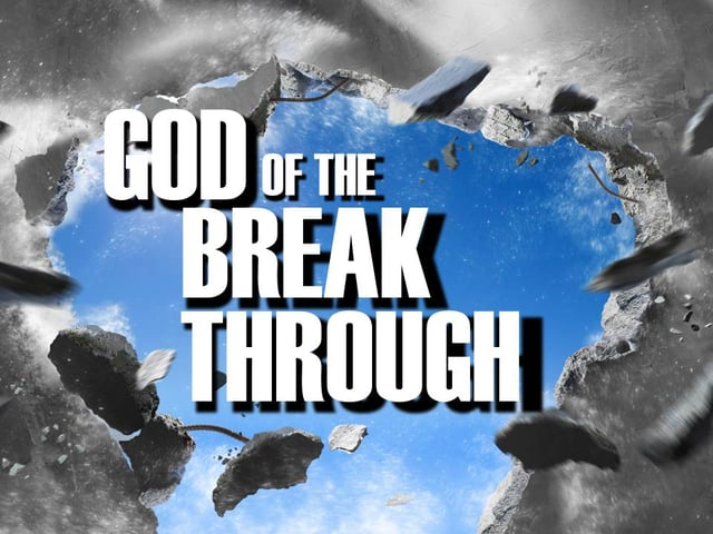 suddenlygod of breakthrough
