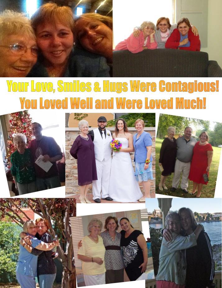 Mom's Tribute - Pics1